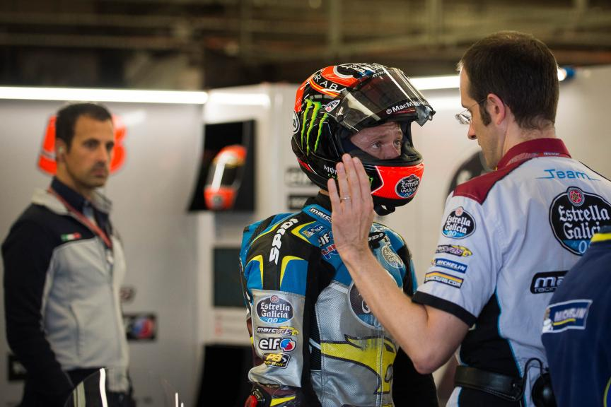 Tito Rabat, Estrella Galicia 0,0 Marc VDS, Octo British Grand Prix © 2016 Scott Jones, PhotoGP