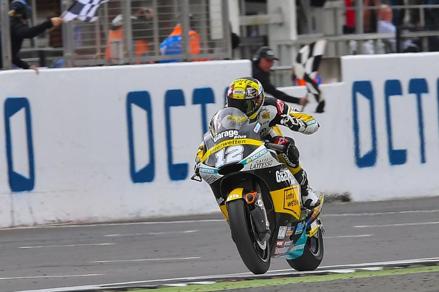 Thomas Luthi, Garage Plus Interwetten, Octo British Grand Prix