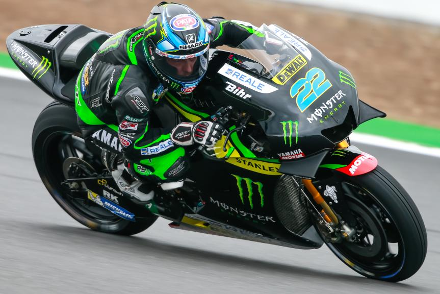 Alex Lowes, OCTO Pramac Yakhnich, Octo British Grand Prix