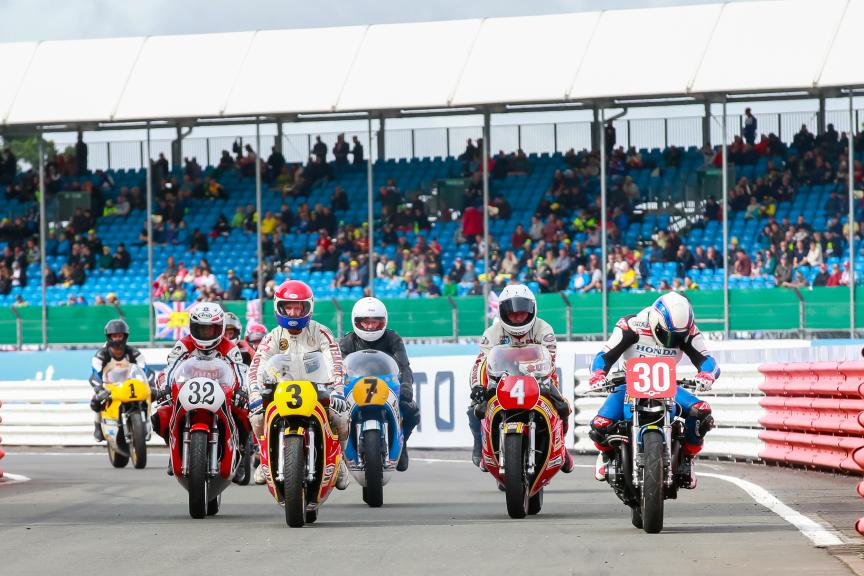 Sheene Tribute, Octo British Grand Prix