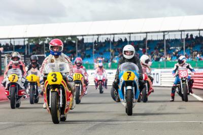 MotoGP™ rinde homenaje a Barry Sheene