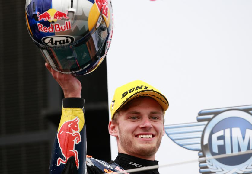 Brad Binder, Red Bull KTM Ajo, Octo British Grand Prix