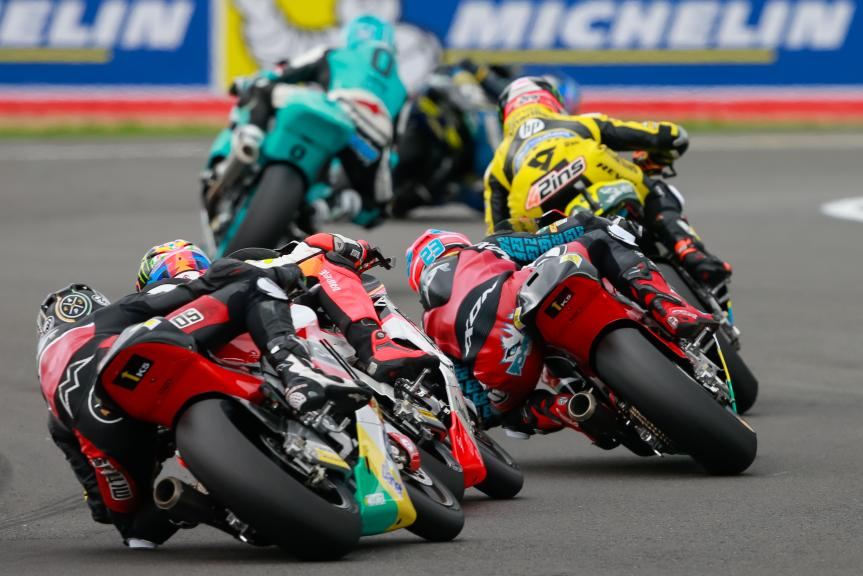 Moto2, Octo British Grand Prix