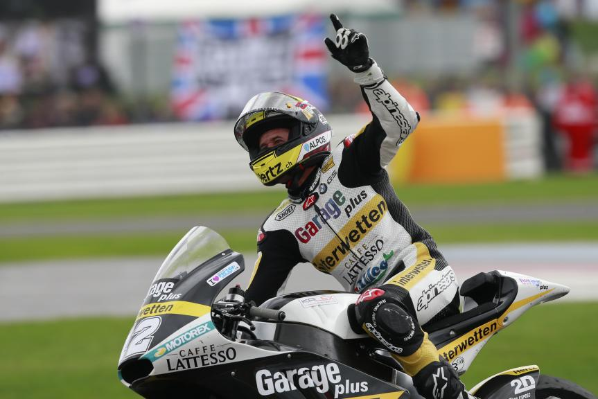 Thomas Luthi, Garage Plus Interwetten, Octo British Grand Prix