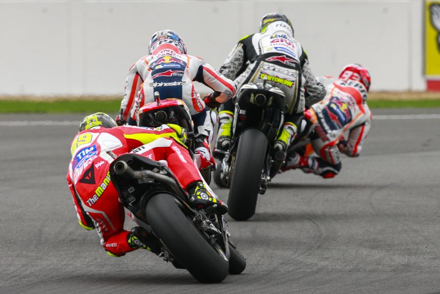 MotoGP, Octo British Grand Prix