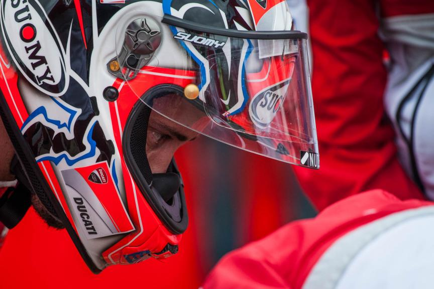 Andrea Dovizioso, Ducati Team, Octo British Grand Prix © 2016 Scott Jones, PhotoGP