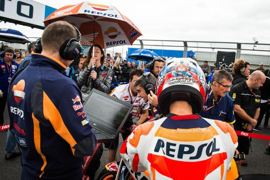 Dani Pedrosa, Repsol Honda Team, Octo British Grand Prix © 2016 Scott Jones, PhotoGP