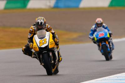 Nakasuga to get Motegi wild card ride