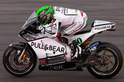 Tough race for unlucky Laverty