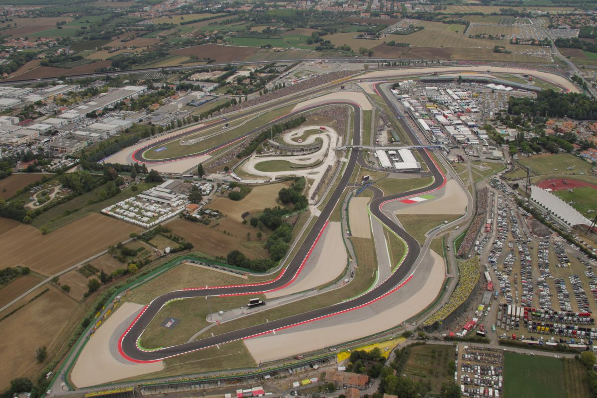 Bibendum è in Romagna, al via il 13° GP della stagione | MotoGP™