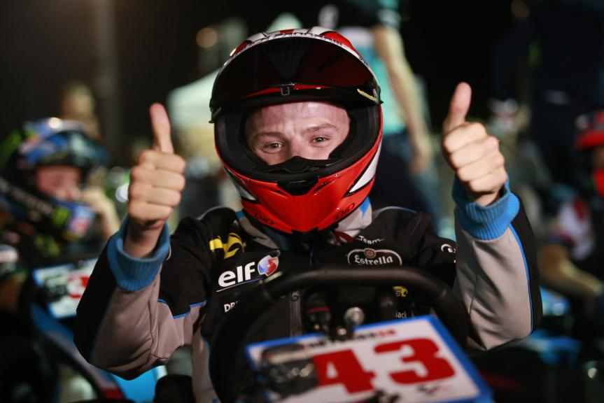Riders to go head-to-head in 'Spurtlèda58' karting event