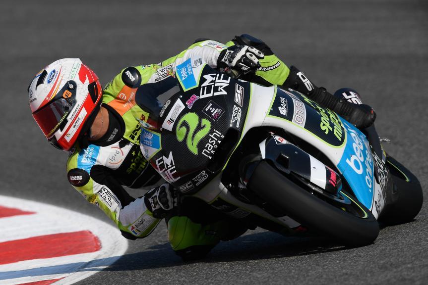 Jesko Raffin, Sports-Millions-EMWE-SAG, Gran Premio TIM di San Marino e della Riviera di Rimini