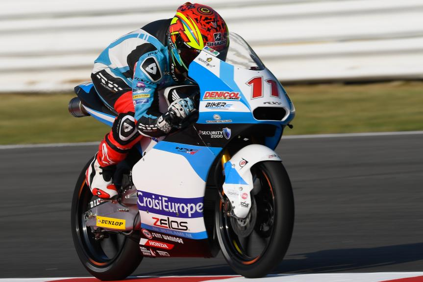 Livio Loi, RW Racing GP BV, Octo British Grand Prix