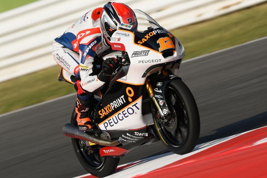 Albert Arenas, Peugeot MC Saxoprint, Gran Premio TIM di San Marino e della Riviera di Rimini