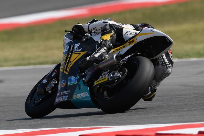 Thomas Luthi, Garage Plus Interwetten, Gran Premio TIM di San Marino e della Riviera di Rimini