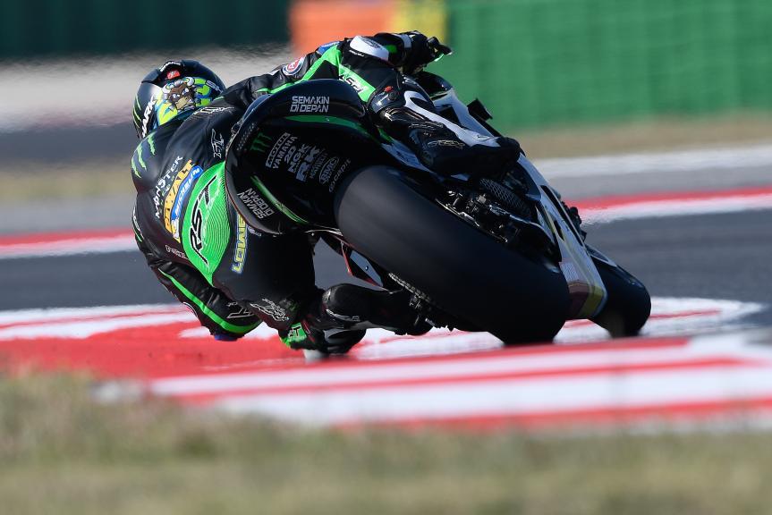 Alex Lowes, Monster Yamaha Tech 3, Gran Premio TIM di San Marino e della Riviera di Rimini