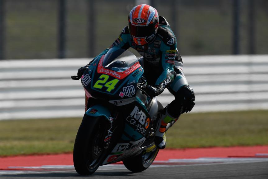 Simone Corsi, Speed Up Racing, Gran Premio TIM di San Marino e della Riviera di Rimini