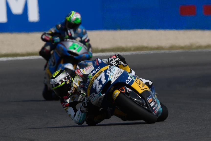 Iker Lecuona, CarXpert Interwetten, Gran Premio TIM di San Marino e della Riviera di Rimini