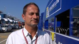 Manager of the Michelin MotoGP™ programme Piero Taramasso talks us through the tyre allocation for the Misano World Circuit