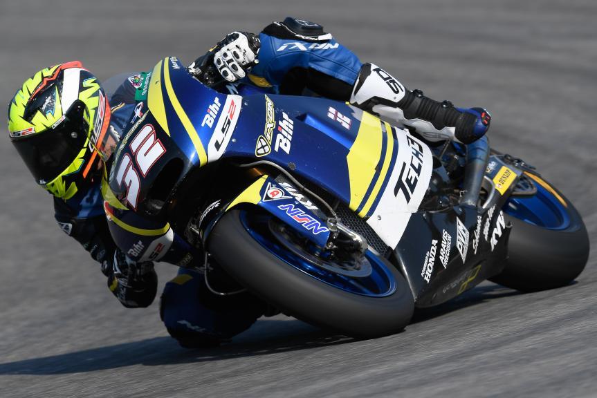 Isaac Viñales, Tech 3 Racing, Gran Premio TIM di San Marino e della Riviera di Rimini
