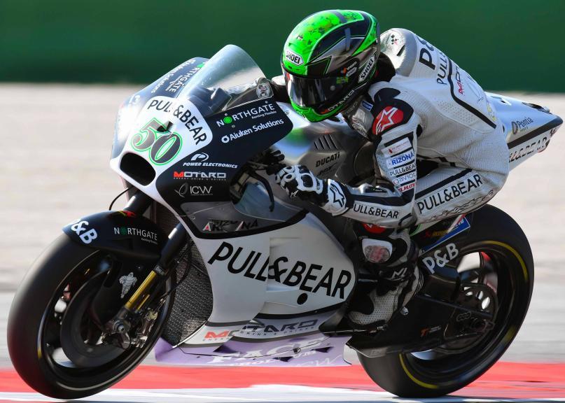 Eugene Laverty, Aspar Team MotoGP, Gran Premio TIM di San Marino e della Riviera di Rimini