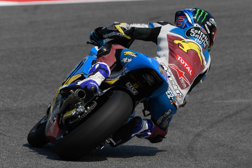 Alex Marquez, Estrella Galicia 0,0 Marc VDS, Gran Premio TIM di San Marino e della Riviera di Rimini