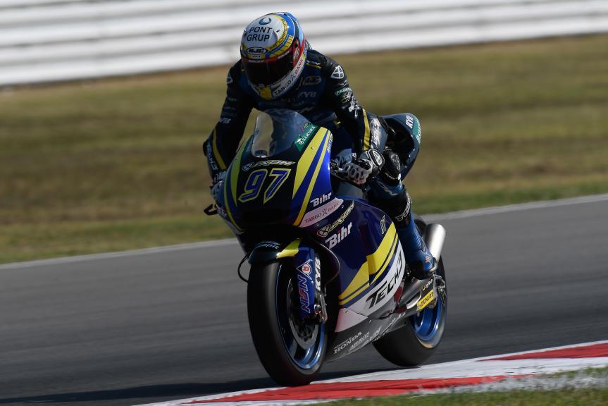 Xavi Vierge, Tech 3 Racing, Gran Premio TIM di San Marino e della Riviera di Rimini
