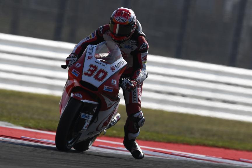 Takaaki Nakagami, IDEMITSU Honda Team Asia, Gran Premio TIM di San Marino e della Riviera di Rimini