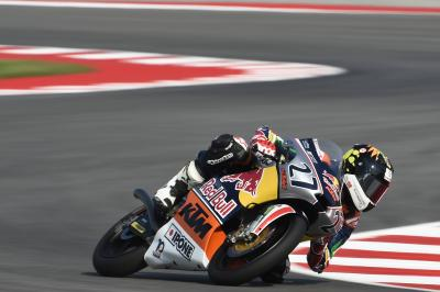 Casadei claims pole at home in Misano