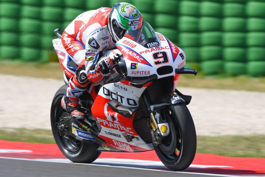 Danilo Petrucci, OCTO Pramac Yakhnich, Gran Premio TIM di San Marino e della Riviera di Rimini