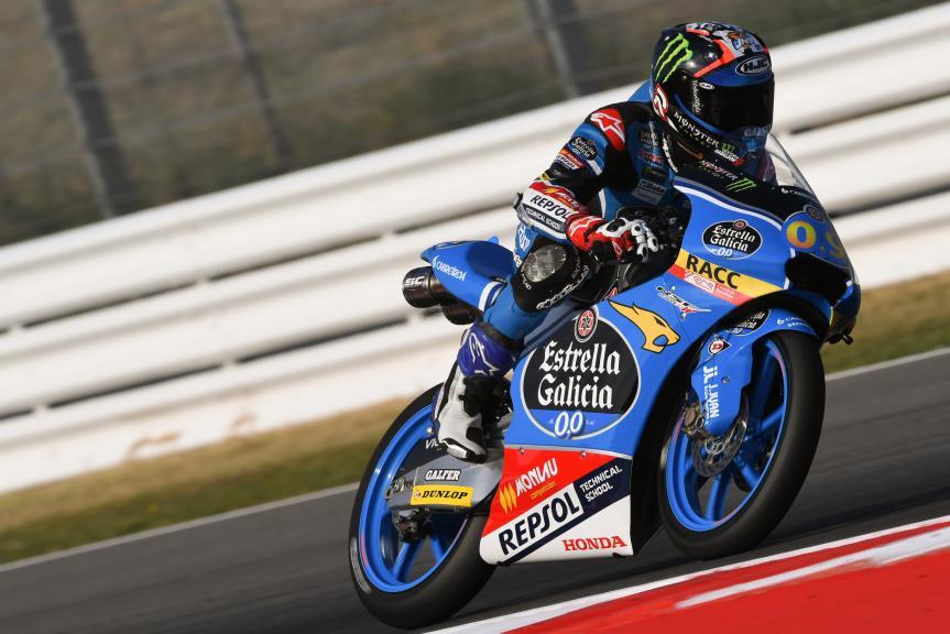 Jorge Navarro, Estrella Galicia 0,0, Gran Premio TIM di San Marino e della Riviera di Rimini