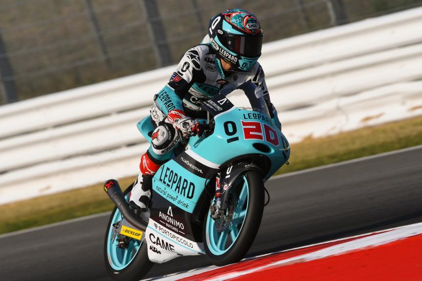 Fabio Quartararo, Leopard Racing, Gran Premio TIM di San Marino e della Riviera di Rimini