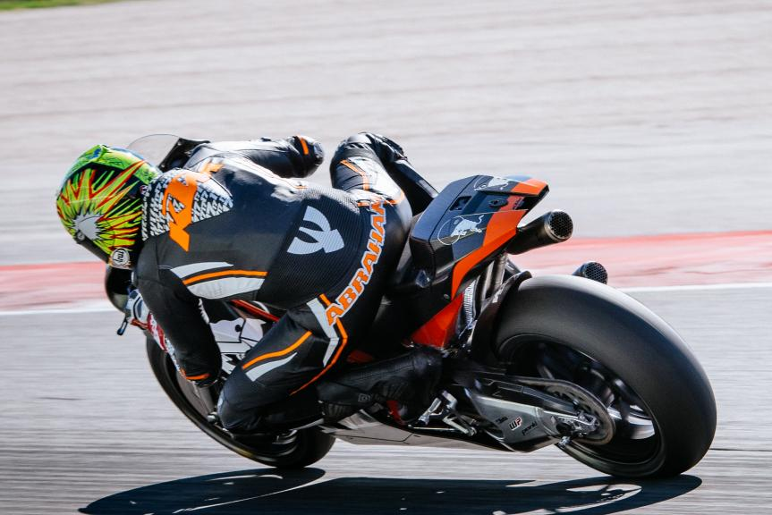 Karel Abraham, KTM Factory Racing Team