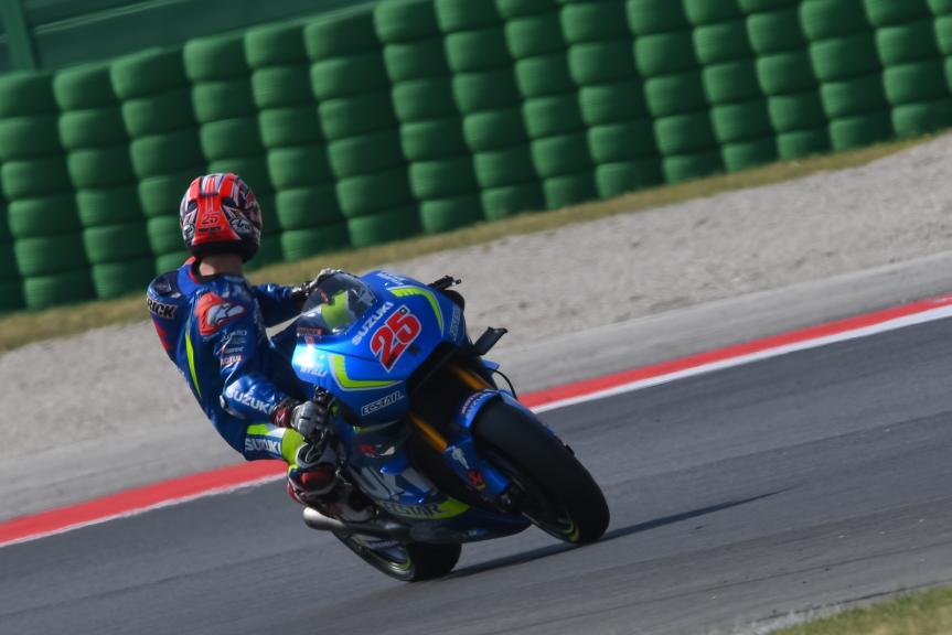 Maverick Viñales, Team SUZUKI ECSTAR, Gran Premio TIM di San Marino e della Riviera di Rimini