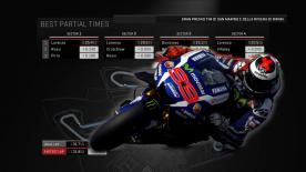 Find out what the ideal MotoGP™ lap from Q2 would have been around the Misano World Circuit.