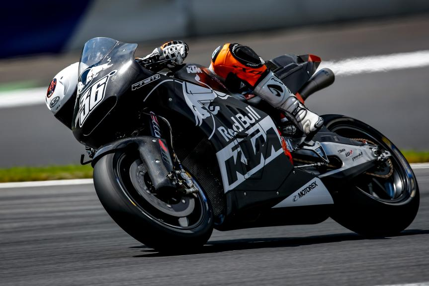Mika Kallio, KTM Factory Racing Team