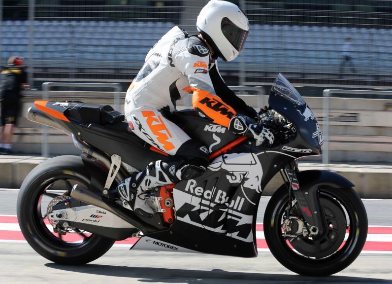 Mika Kallio, KTM Factory Racing Team