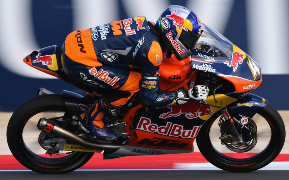 Brad Binder, Red Bull KTM Ajo, Gran Premio TIM di San Marino e della Riviera di Rimini
