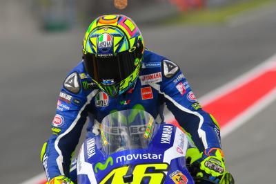 """Rossi: """"Das war sehr schwierig"""""""