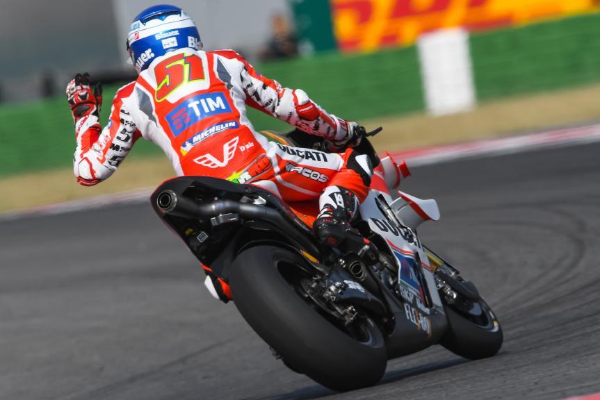 Michele Pirro, Ducati Team, Gran Premio TIM di San Marino e della Riviera di Rimini