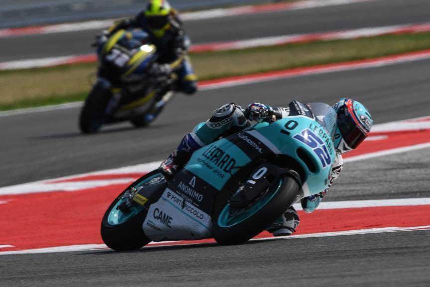 Danny Kent, Leopard Racing, Gran Premio TIM di San Marino e della Riviera di Rimini