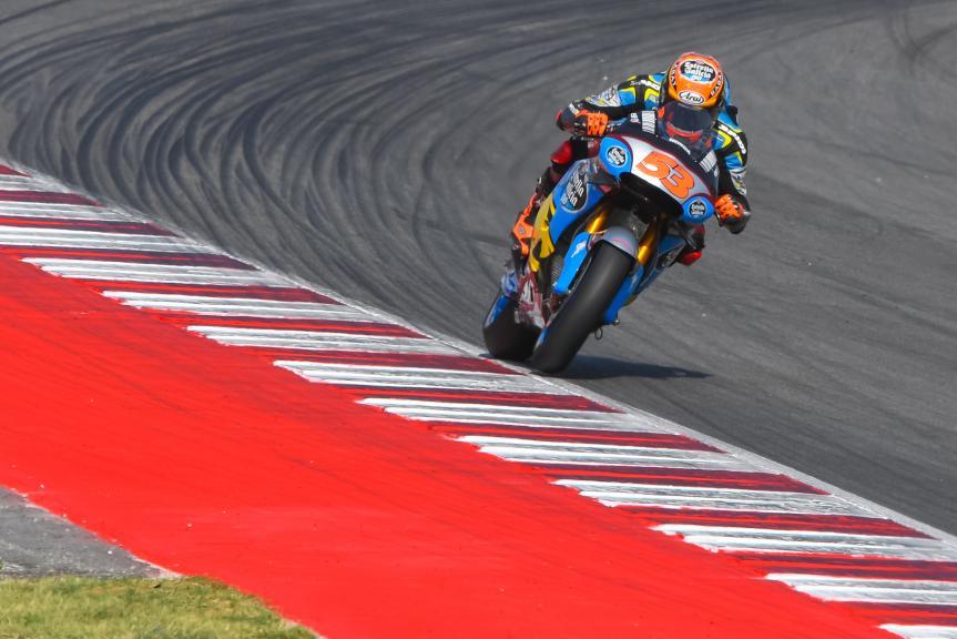Tito Rabat, Estrella Galicia 0,0 Marc VDS, Gran Premio TIM di San Marino e della Riviera di Rimini