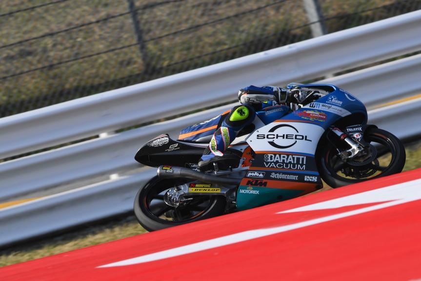 Philipp Oettl, Schedl GP Racing, Gran Premio TIM di San Marino e della Riviera di Rimini