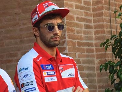 .@andreaiannone29 declared UNFIT for #SanMarinoGP