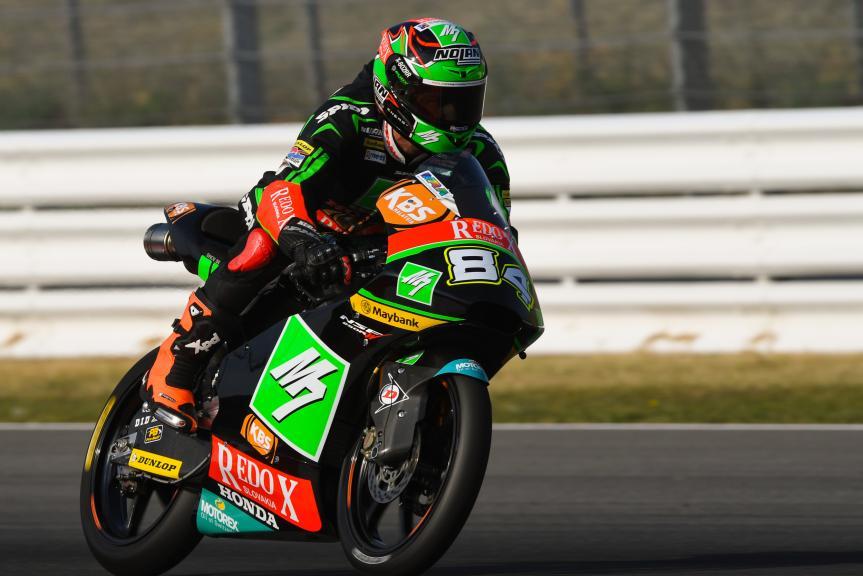 Jakub Kornfeil, Drive M7 SIC Racing Team, Gran Premio TIM di San Marino e della Riviera di Rimini