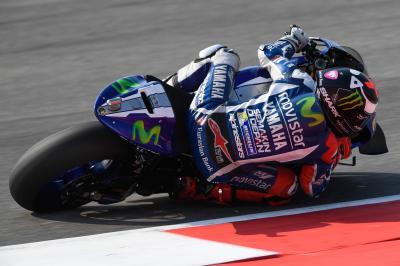 Lorenzo : « Quatrième avec un pneu beaucoup plus usé »