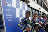Jorge Lorenzo, Valentino Rossi, Maverick Viñales, Gran Premio TIM di San Marino e della Riviera di Rimini