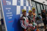 Johann Zarco, Takaaki Nakagami, Lorenzo Baldassarri, Gran Premio TIM di San Marino e della Riviera di Rimini
