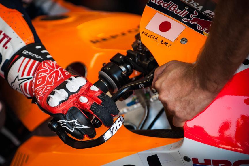 Dani Pedrosa, Repsol Honda Team, Gran Premio TIM di San Marino e della Riviera di Rimini © 2016 Scott Jones, PhotoGP