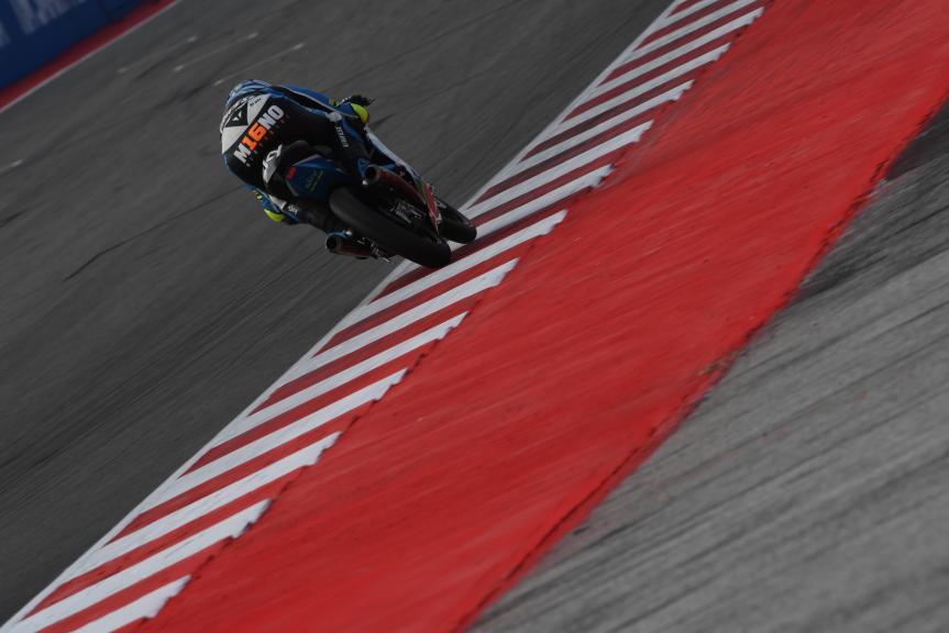 Andrea Migno, SKY Racing Team VR46, Gran Premio TIM di San Marino e della Riviera di Rimini